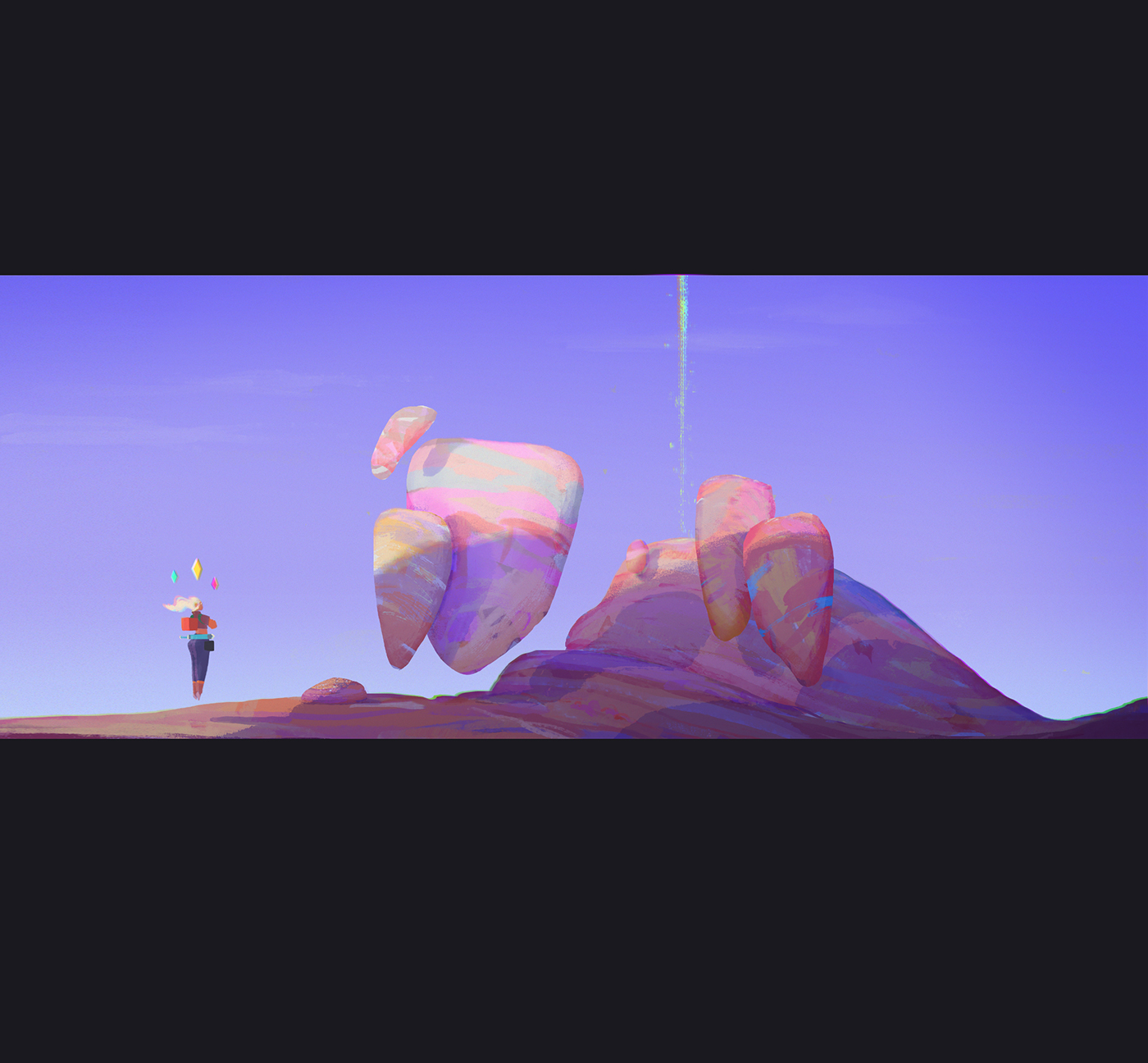 how to make backgrounds for animation