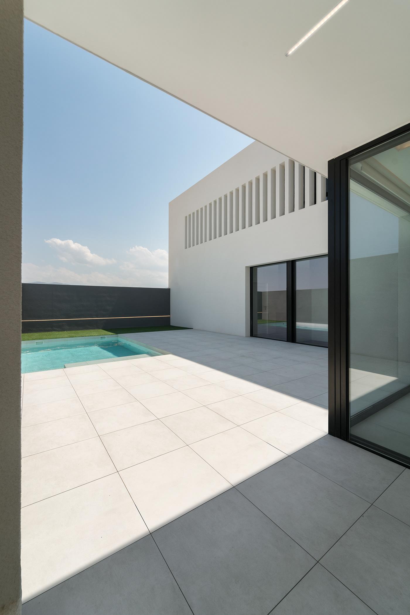 Alpha architect architecture design design interior house Photography  ruben muedra spain White House