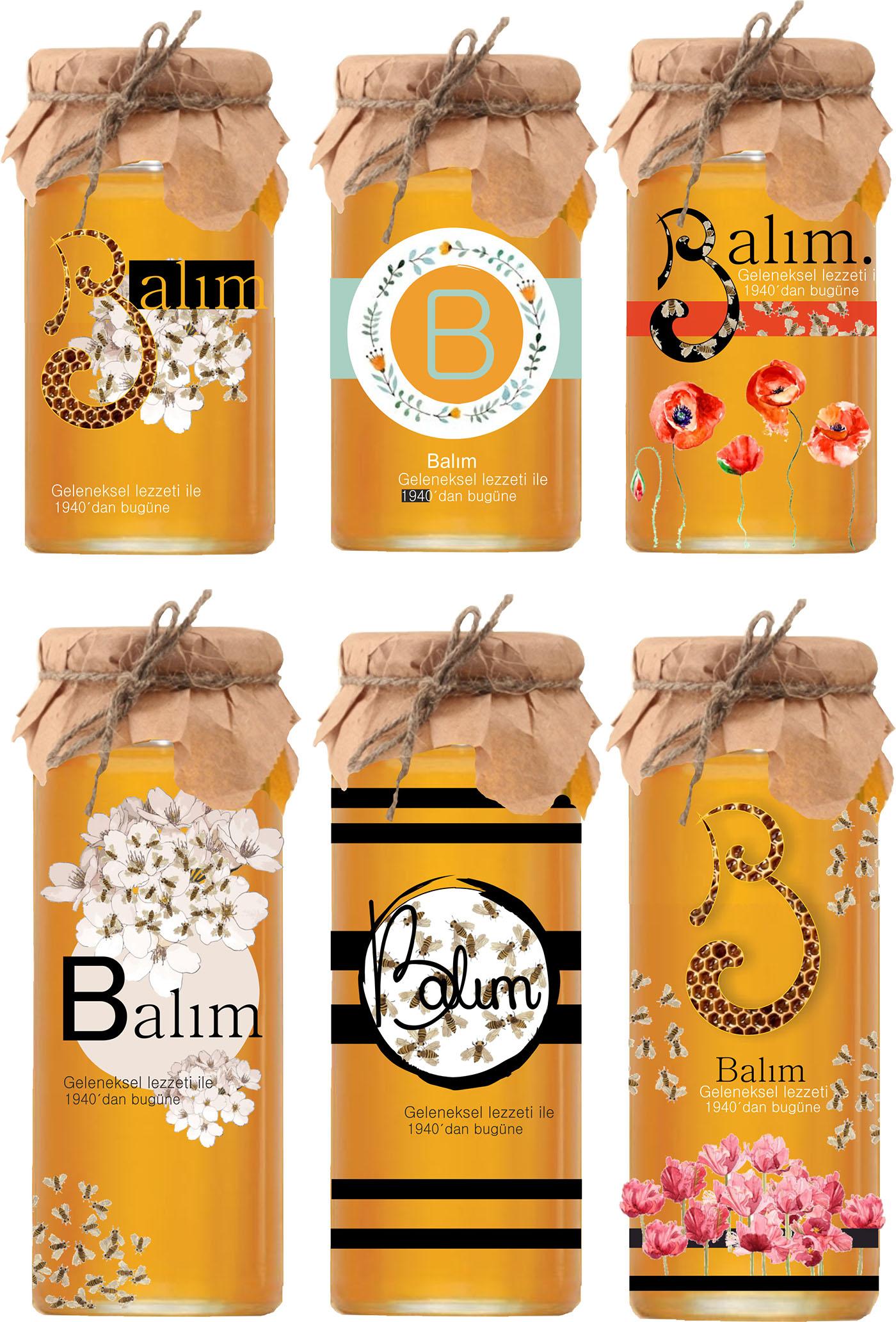 Bal Honey Ambalaj Tasariimi By Derma Ulserin Source Behance Sfields99 Packaging Design Inspiration Ideas Branding Honey Jar Rustic Search By Muzli