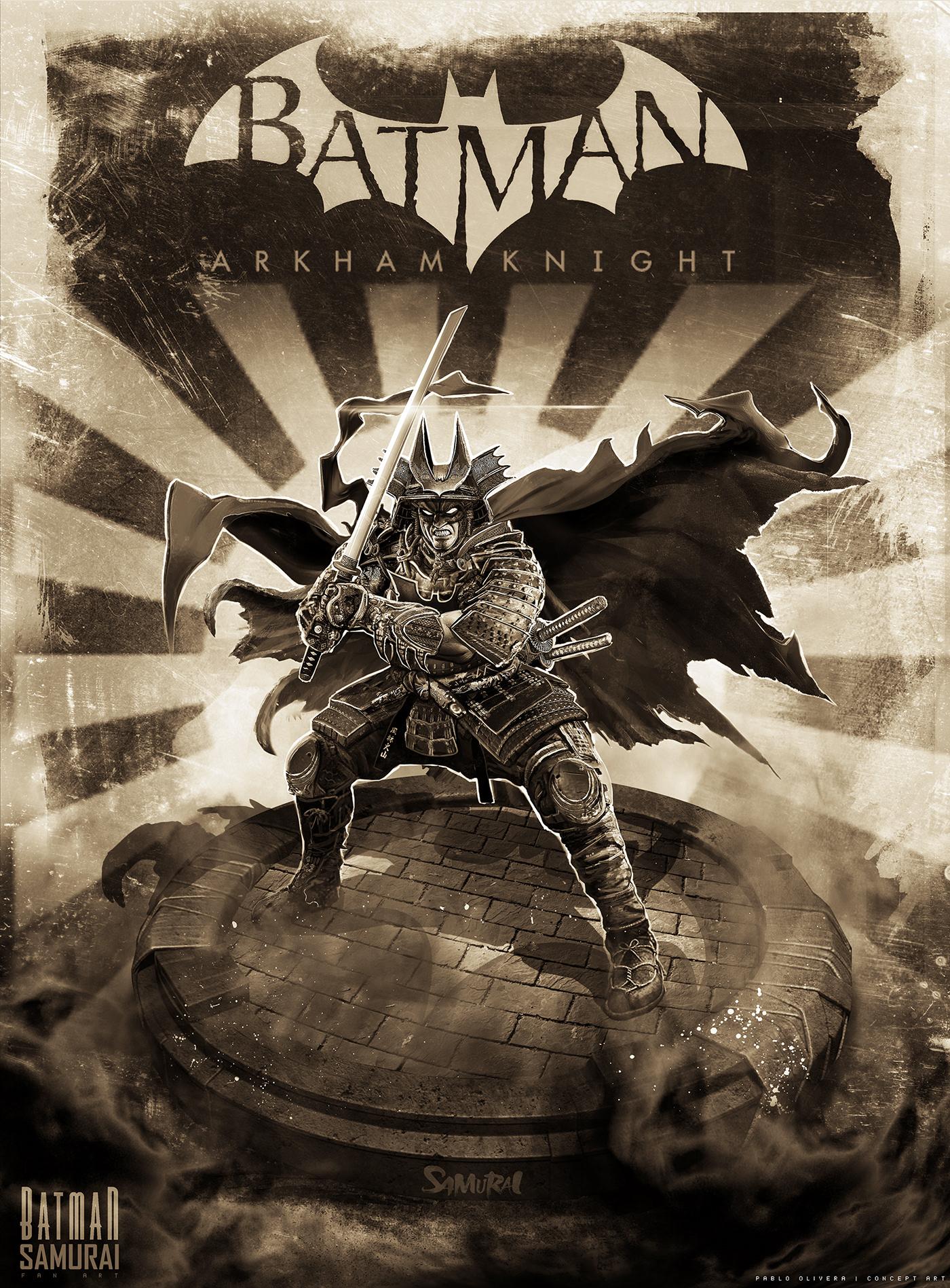 66bc620e4 Batman Samurai, Fan Art work in progress, I hope you like it !!! ( Samurai  Helmet and Ninja Hat version ) and t-shirt version.