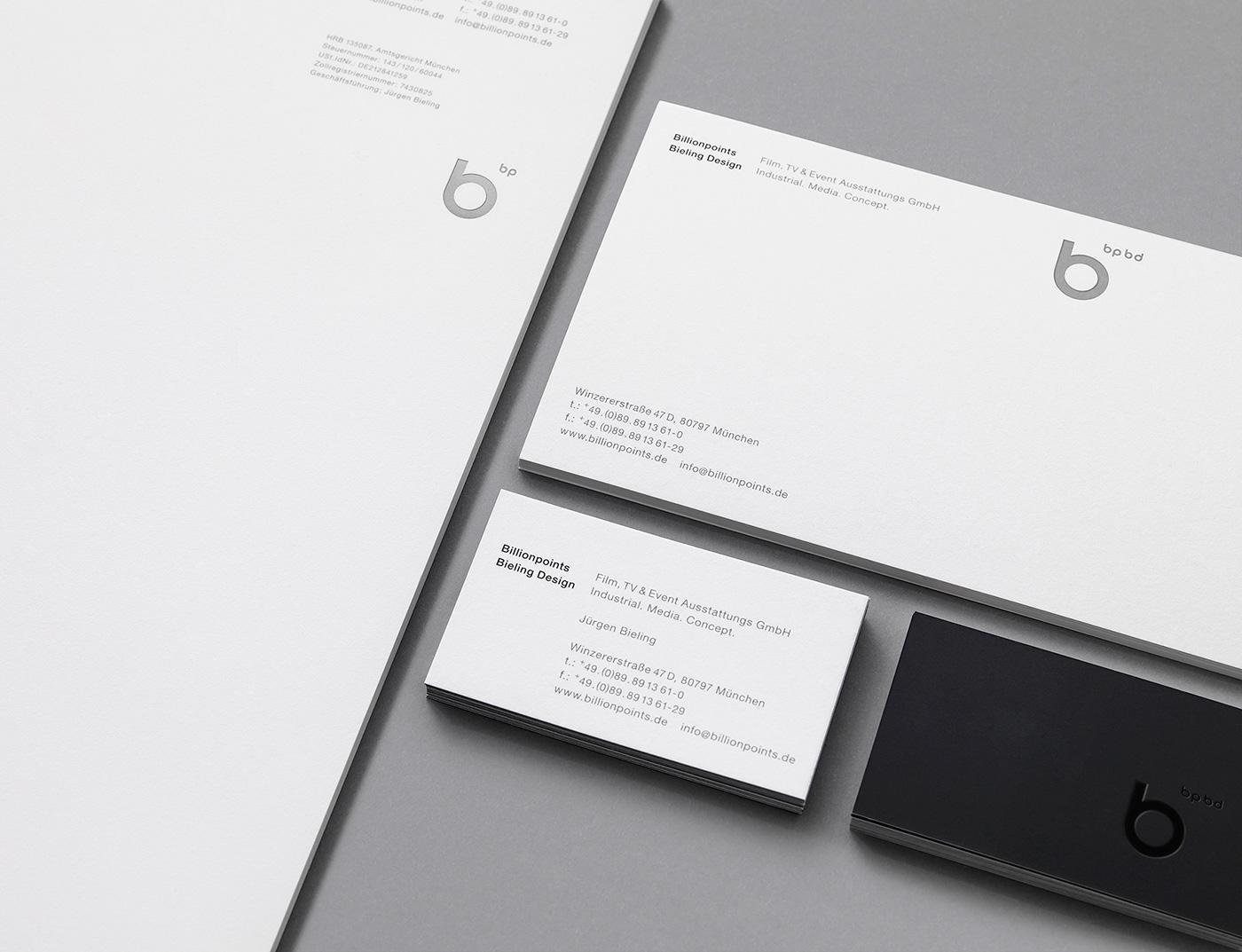 Billionpoints Bieling Design On Behance