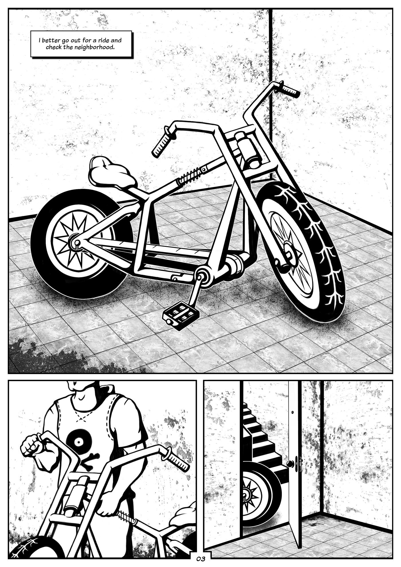 comic tenerife canarias ILLUSTRATION