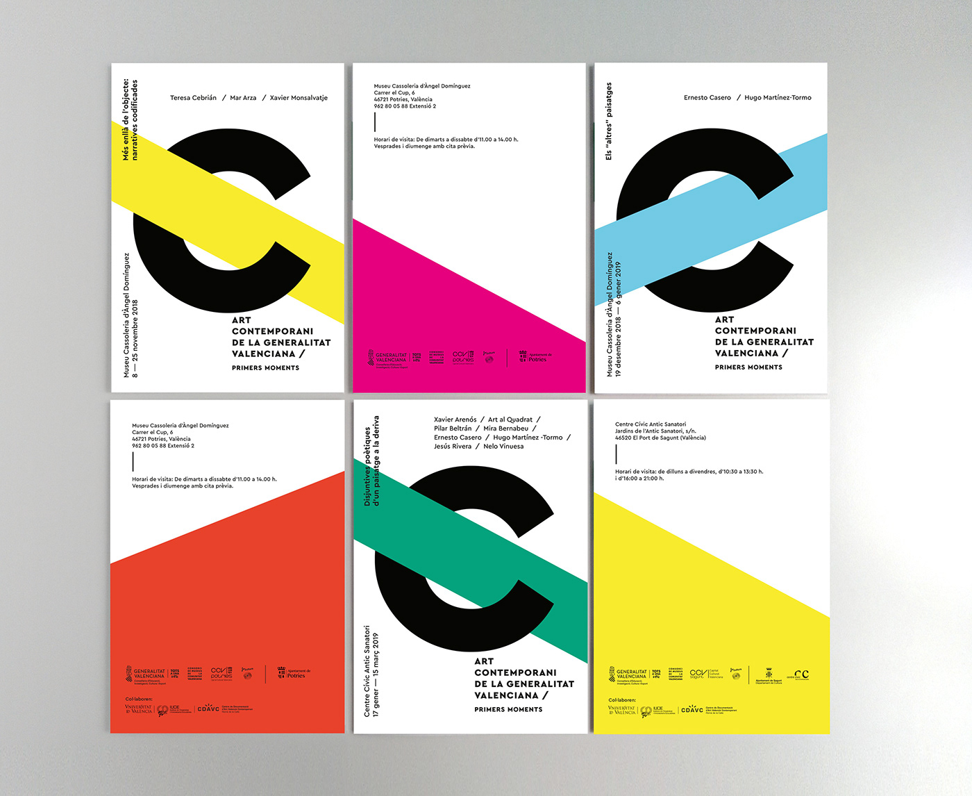 design graphic cultural print Exhibition  typography   poster art brochure