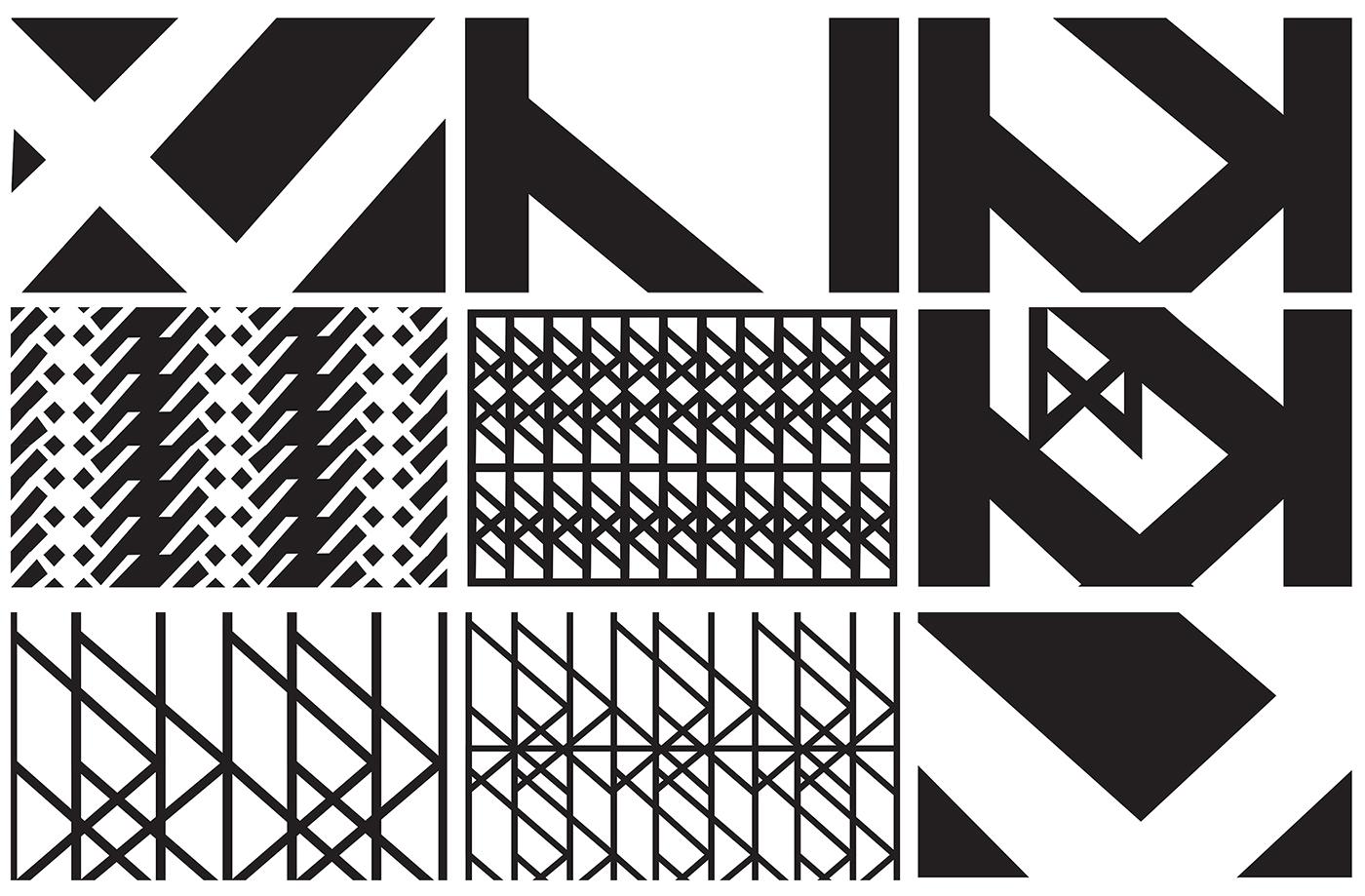 logo CI branding  campaign online Channel black White design Creative Direction