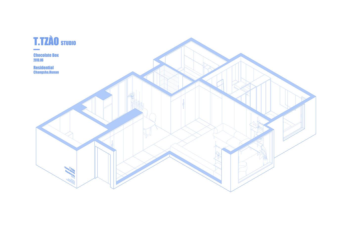 高質量的19個室內設計手繪欣賞