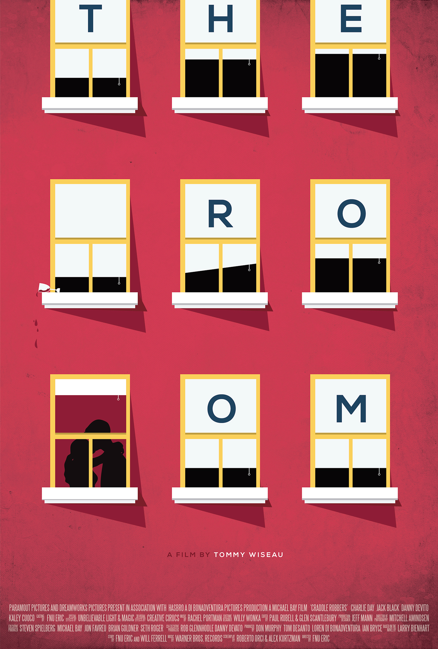 The Room Poster On Behance