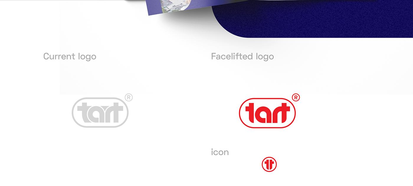 brand concept industry logo marketing   Visual Communication