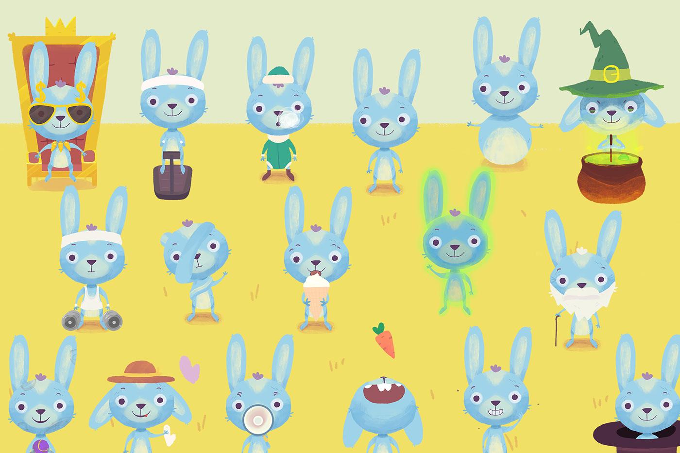 Rumi The Rabbit