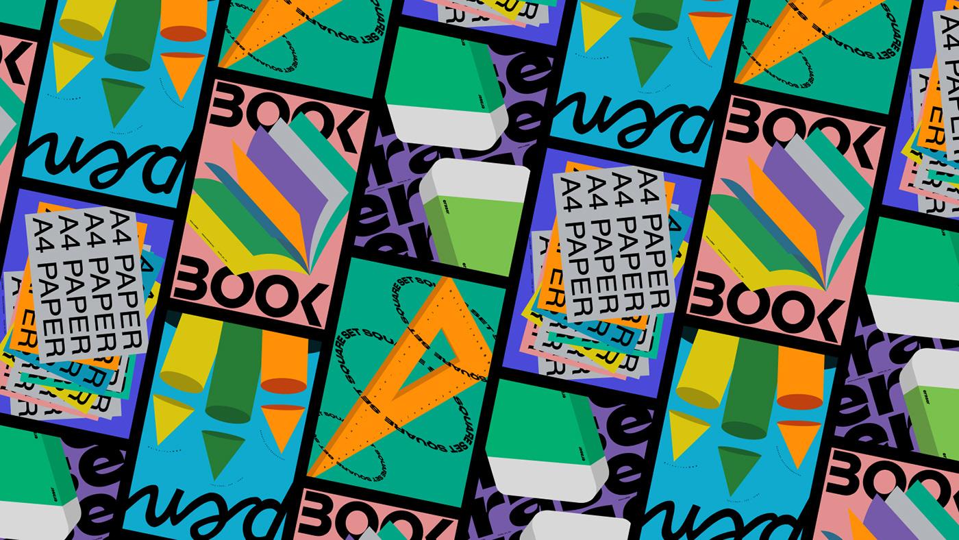art Graphic creativity  graphic design  illustrations Poster Design 图形设计 插画 艺术 视觉