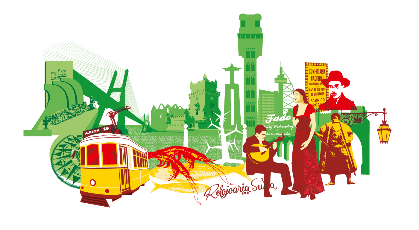 architecture editorial Illustrator Landmark Landscape lifestyle Travel Vectorial vettoriale viaggi