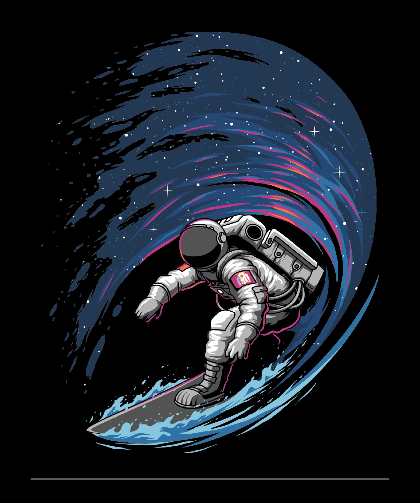 SPACE SURFER on Behance