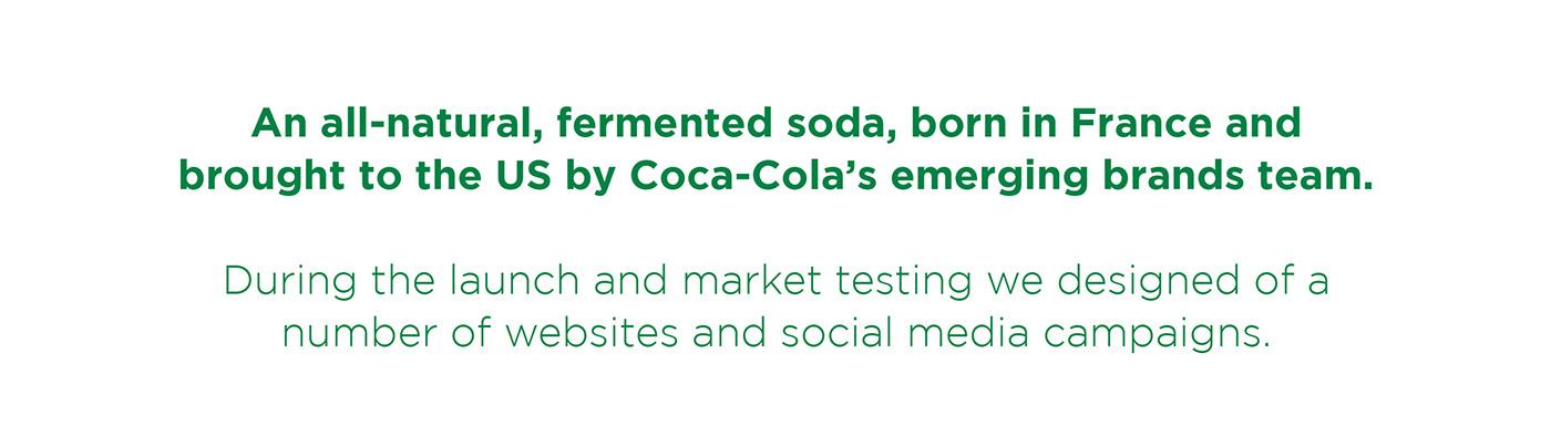 Cascal Coca-Cola interactive Web