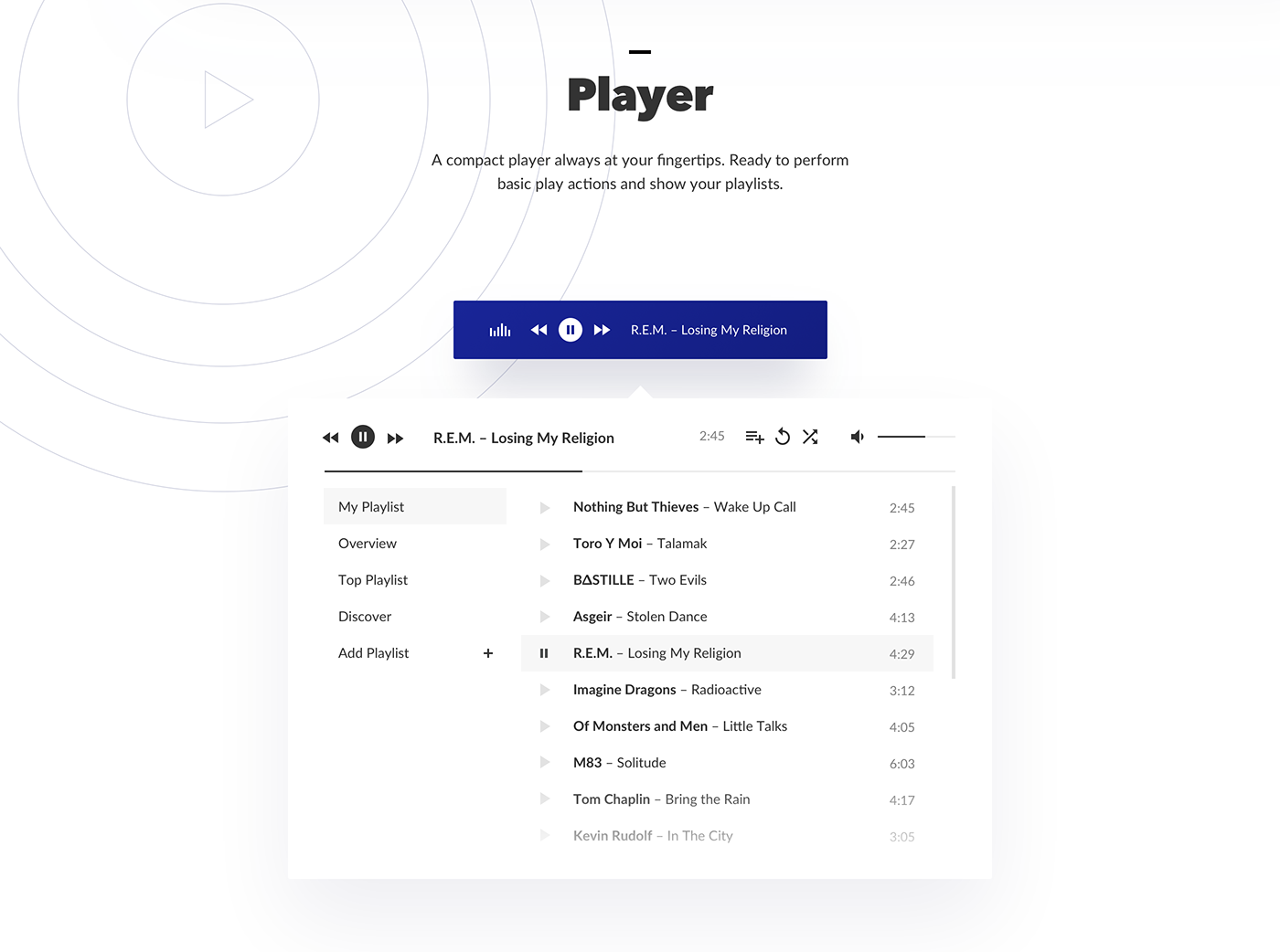 Product Design - Replay UI/UX