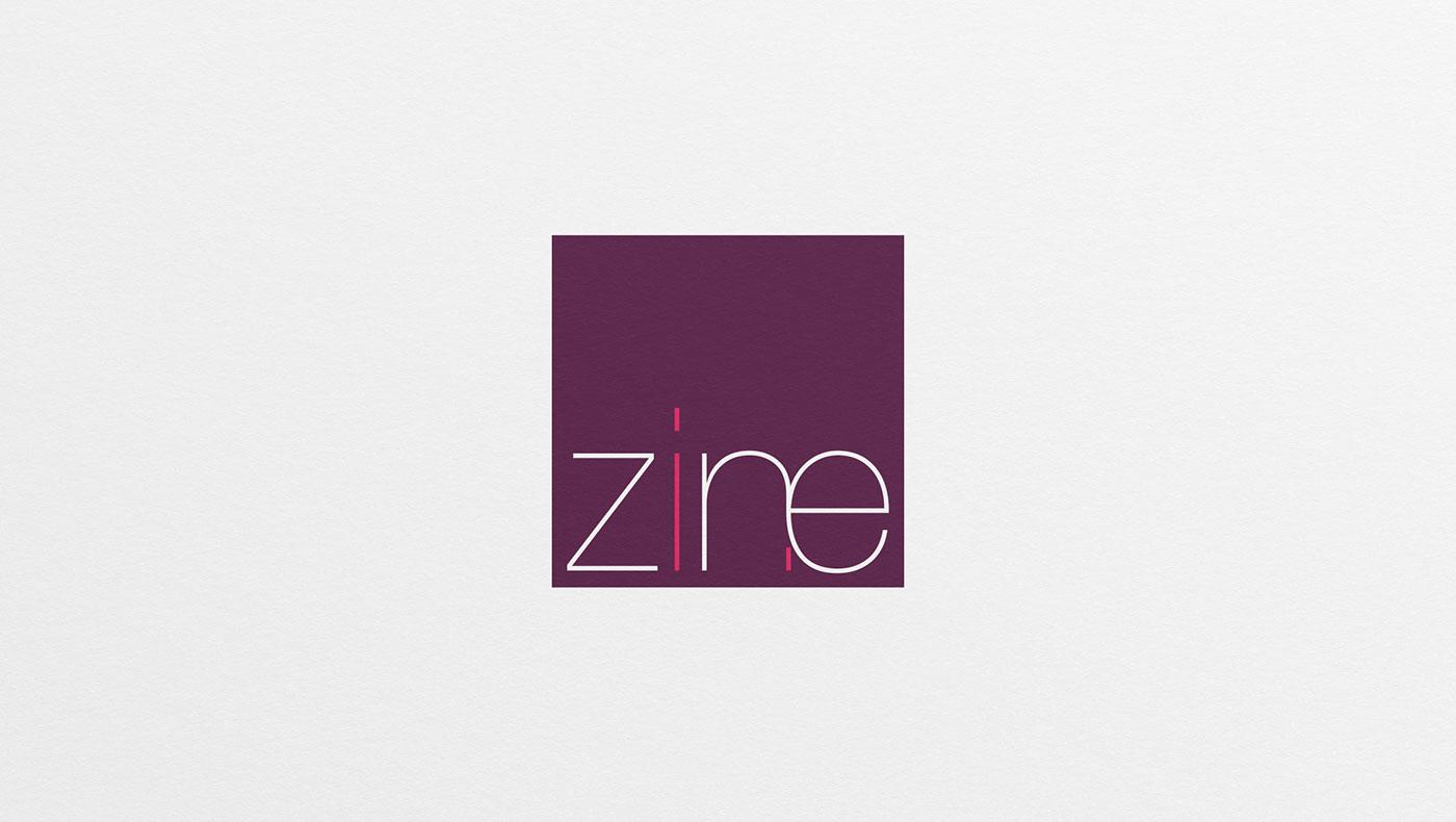 Corporate Identity Switzerland Zine