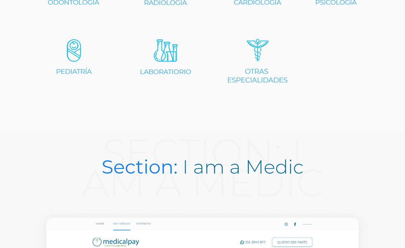 ui ux,UX UI,diseño gráfico,Diseño web,Web,Website,interface design,medical,medical web,graphic design