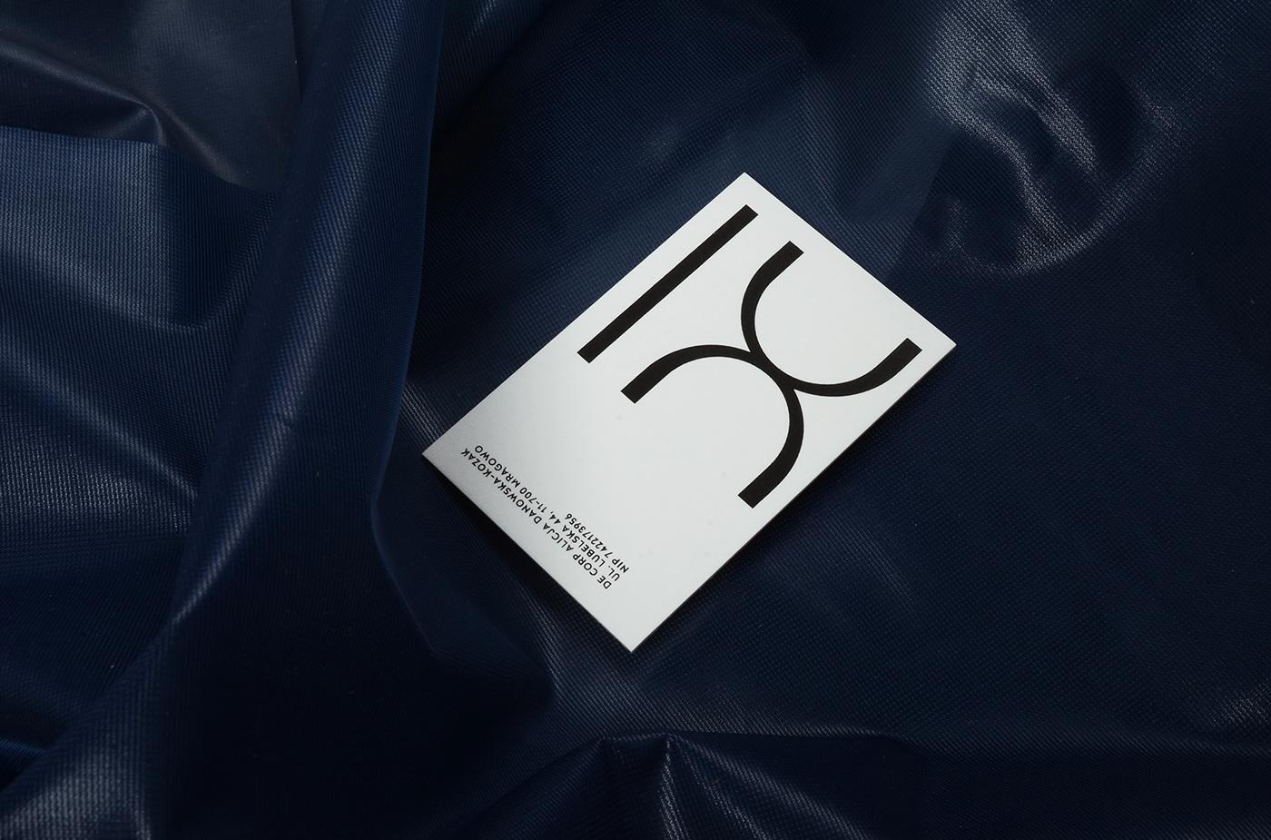 Fashion  identity branding  buisnesscard pricetag logo Logotype sign delicate experimental