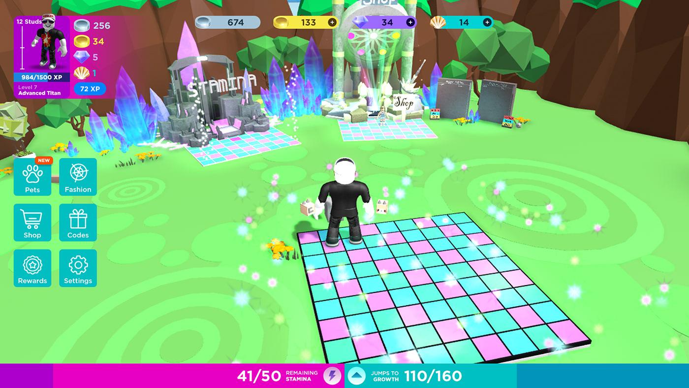Roblox God Simulator Script Modblox Titan God Simulator On Behance