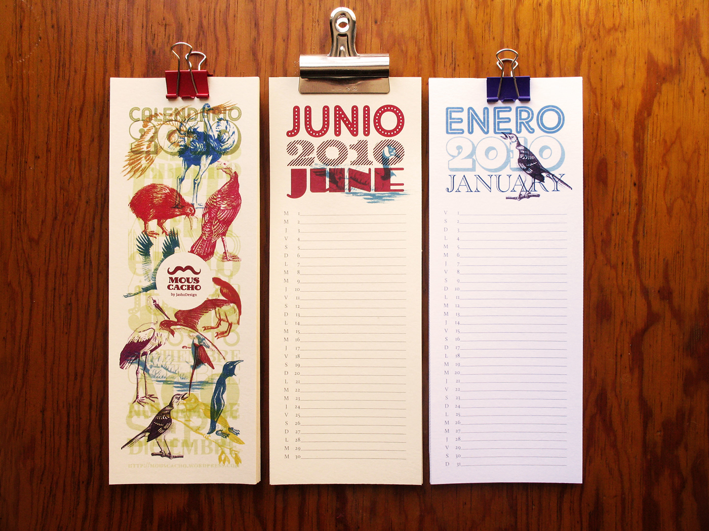 prints print calendar mouscacho jasho jasho design calendario tipografia impresos vintage almanaque typography