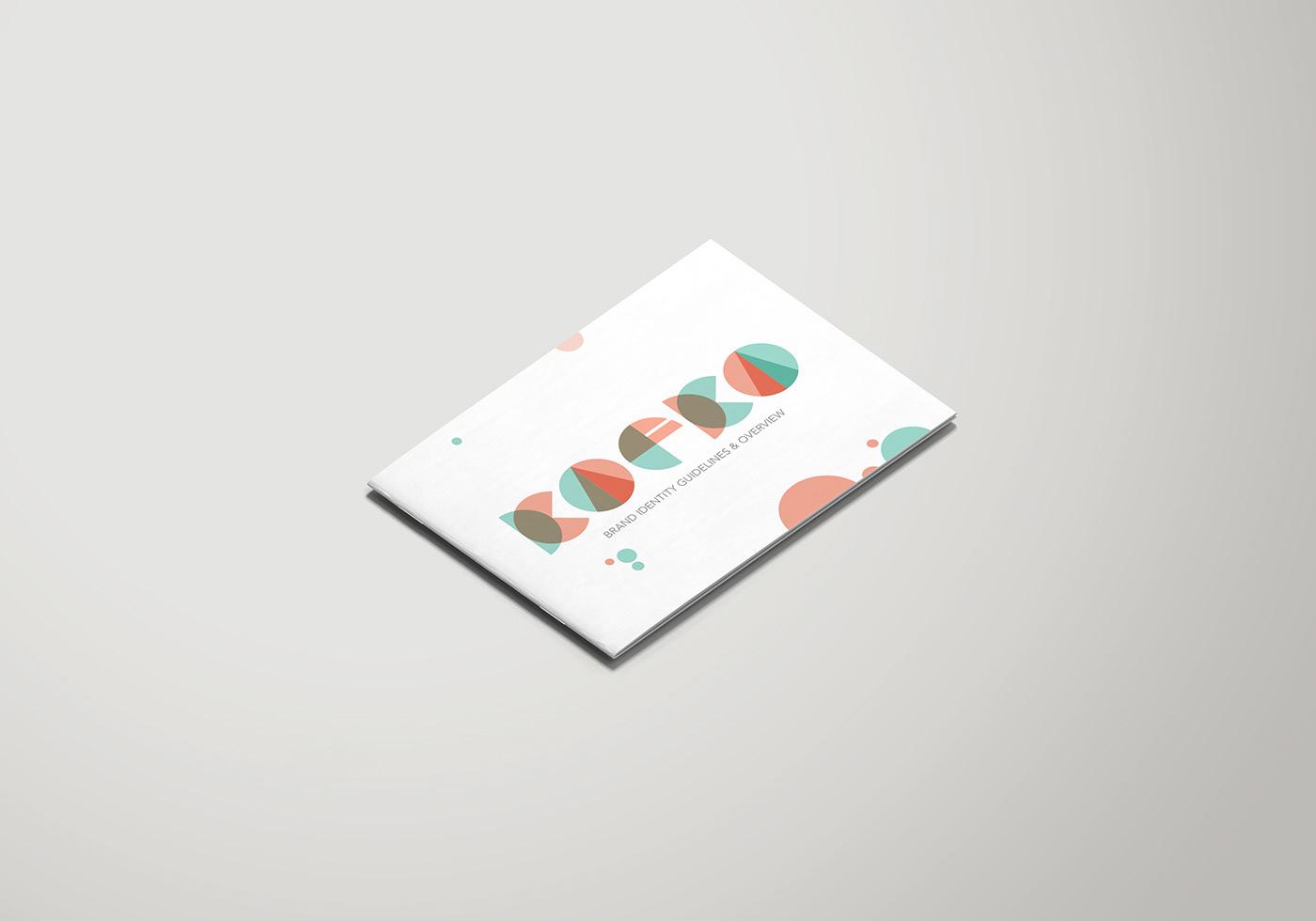 brand identity branding  moodboard brandbook