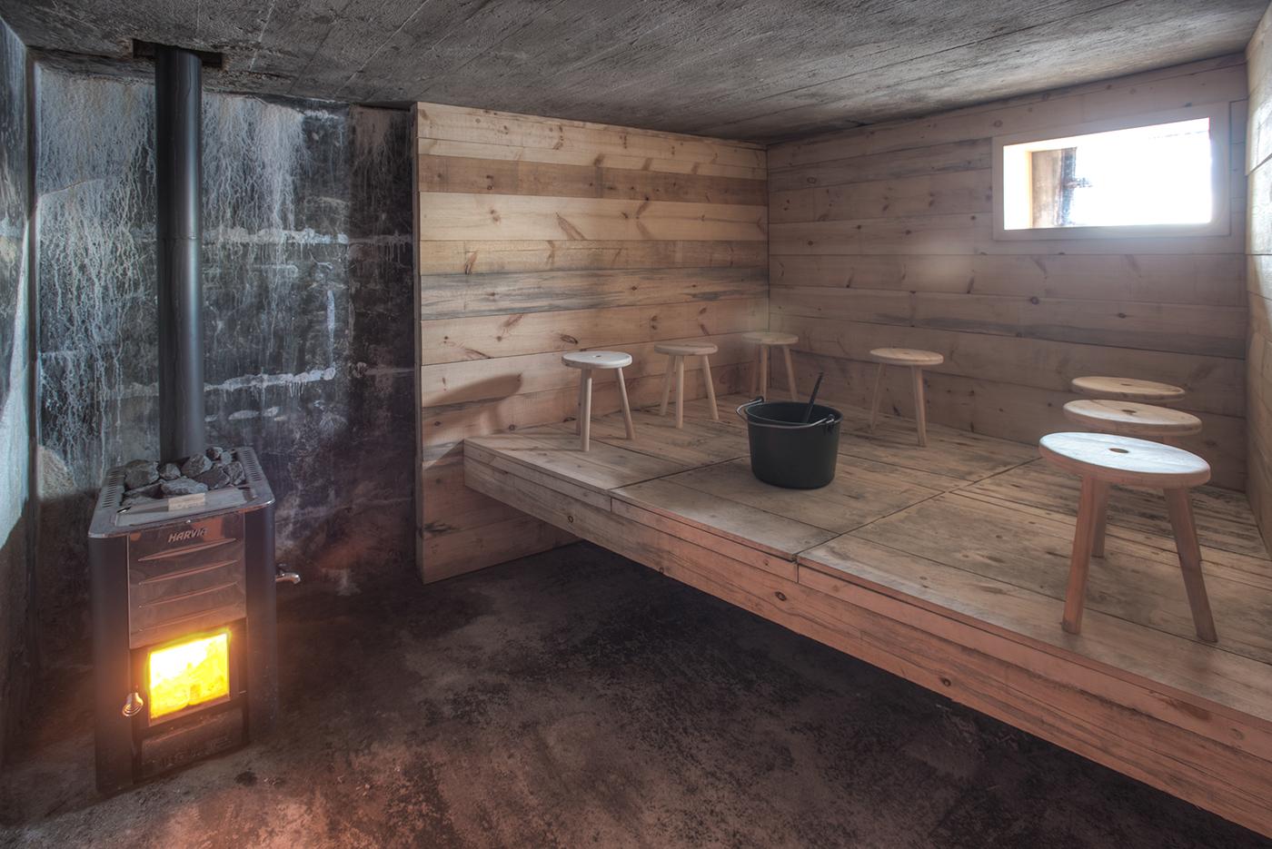 architecure,Sauna,bunker,wood,trondheim,norway