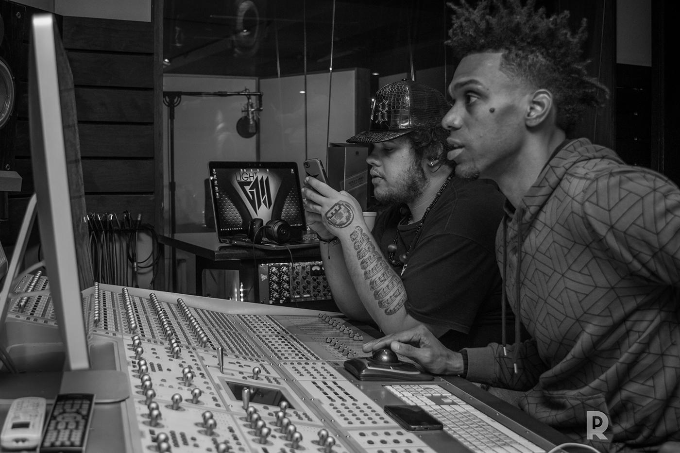 roc nation latino music Mozart La Para Latin new york city Recording studio sound