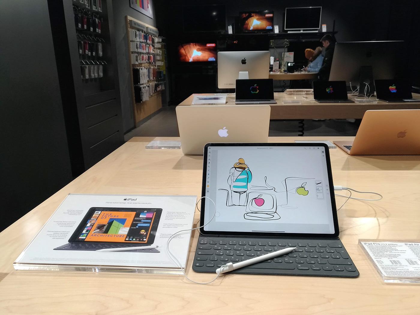 Image may contain: indoor, computer keyboard and computer monitor