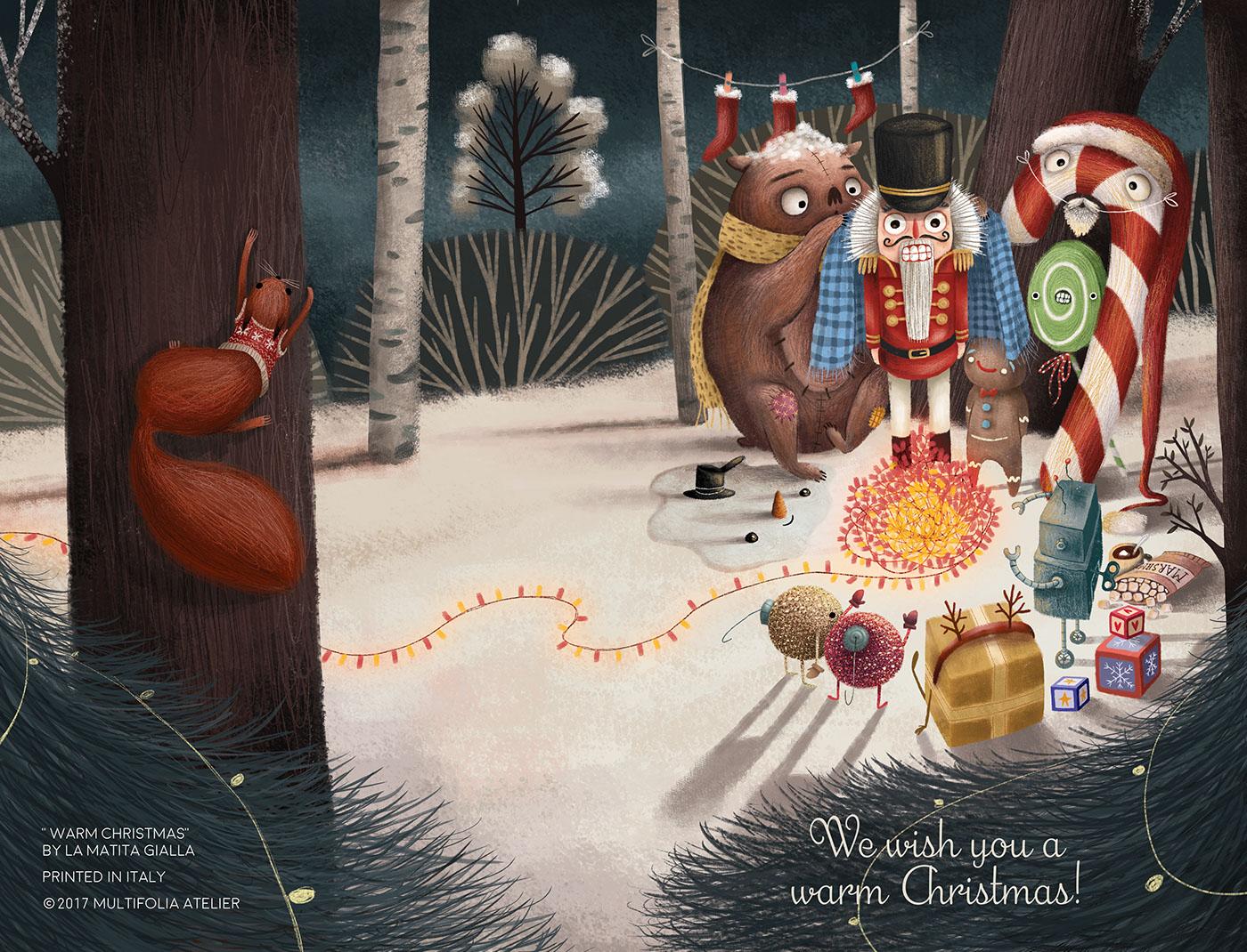 精細的12款聖誕節圖檔欣賞