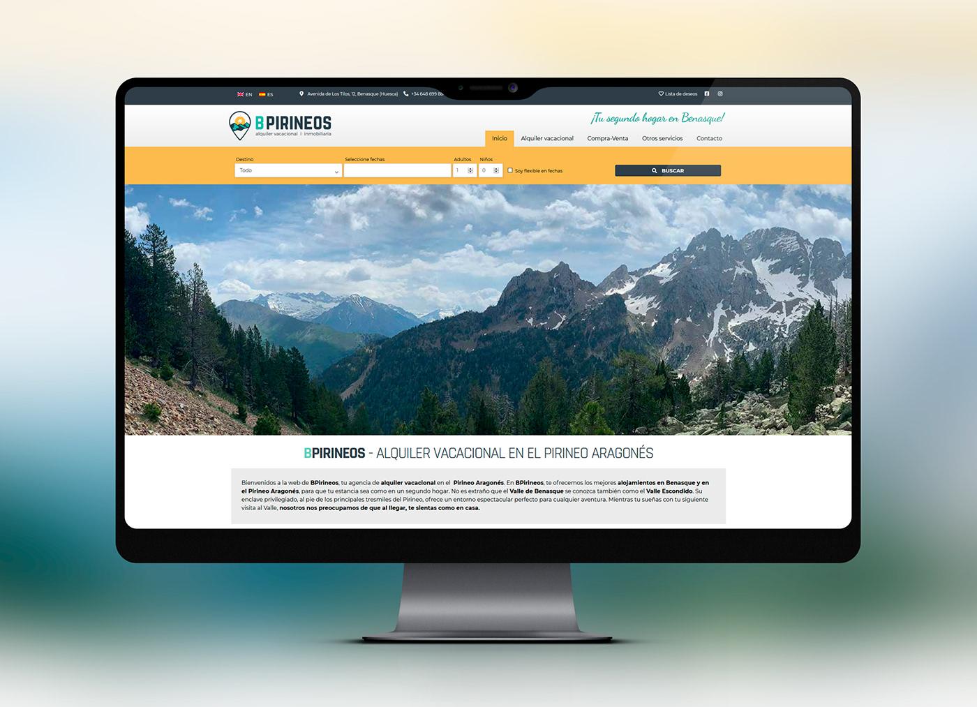 Web Website wordpress