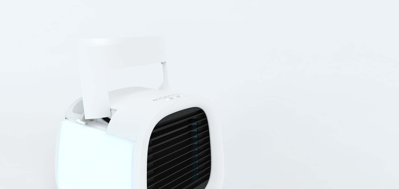 humidifier harmoni product design  product minimal air purifier art object White device industrial design