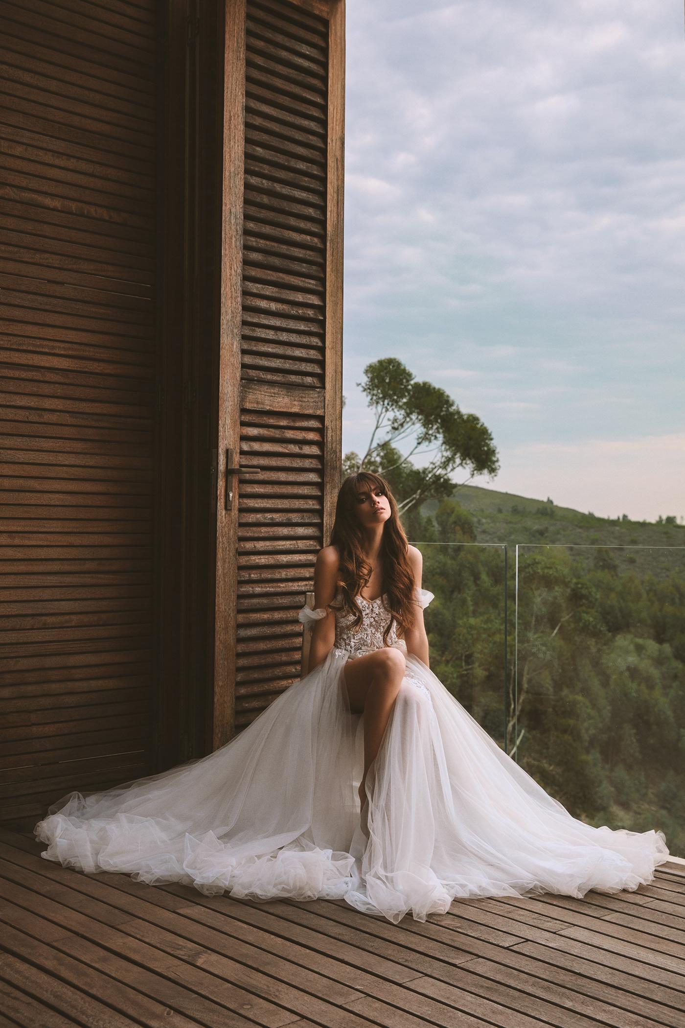 berta brazillian bridal bride Fashion  vogue wedding WEDDING DRESS