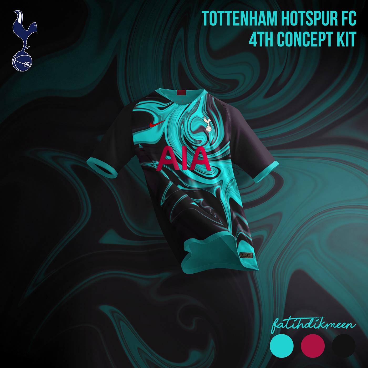 concept kit football Soccer Concept Kit Soccer Kit Spurs Tottenham tottenham 2021 tottenham concept kit Tottenham Hotspur FC tottenham kit