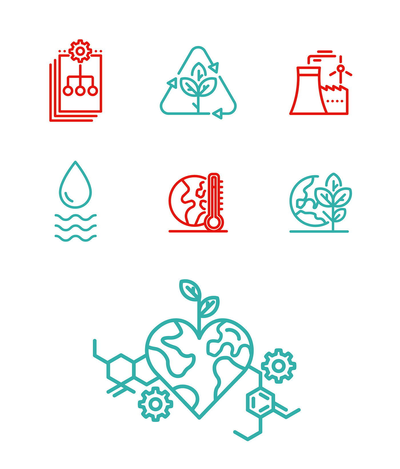 report maxam Layout Icon informe Anual ANNUAL Sustainability sostenibilidad graphic design