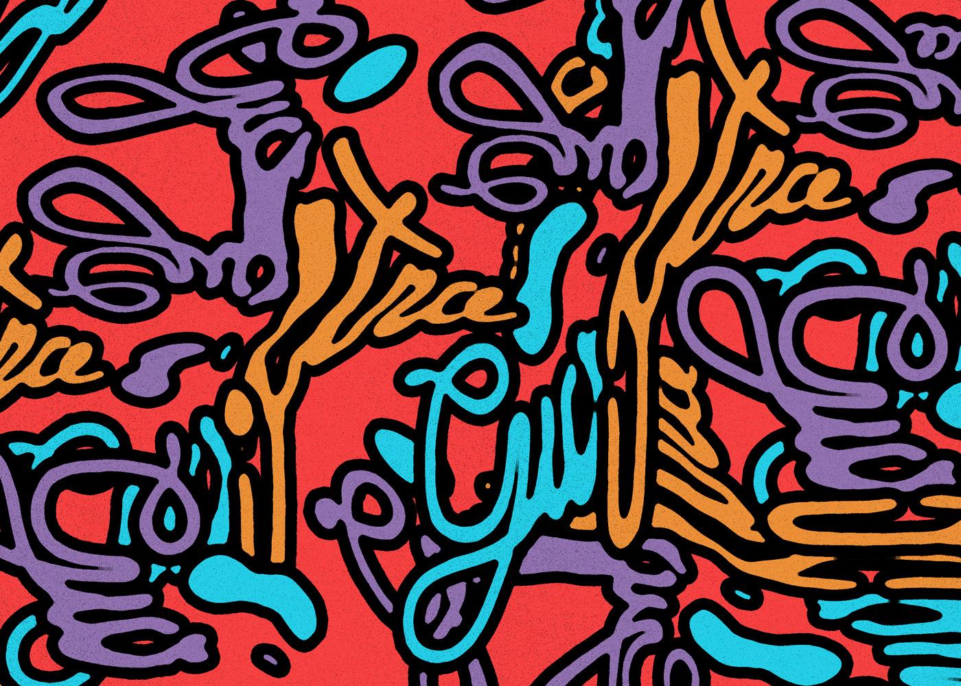 fanzine publication editorial Zine  cover design book design