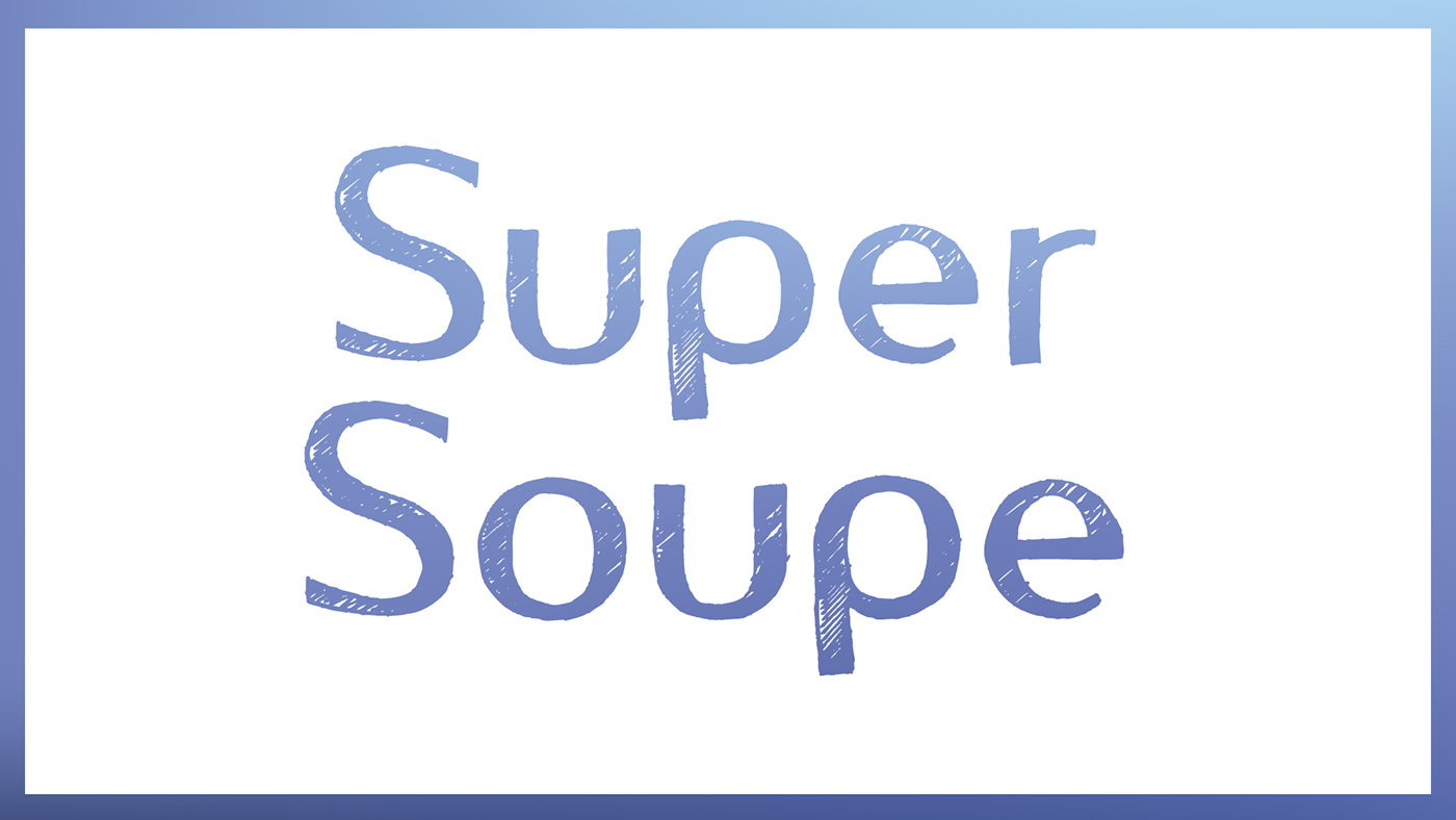 Super Soupe Studio Bart hand made spicy dirty