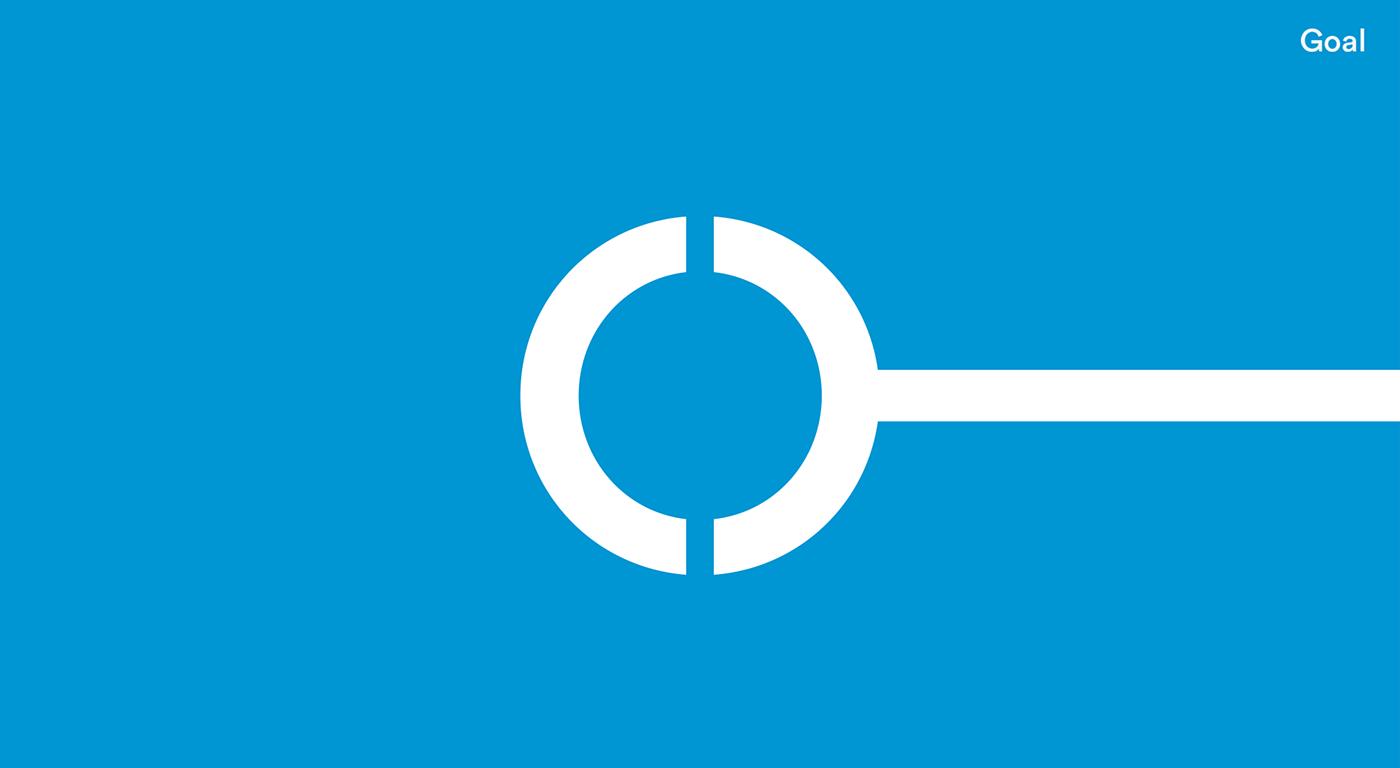 arrow conceptual delivery digital direction Efficient Logistics shipping Smart