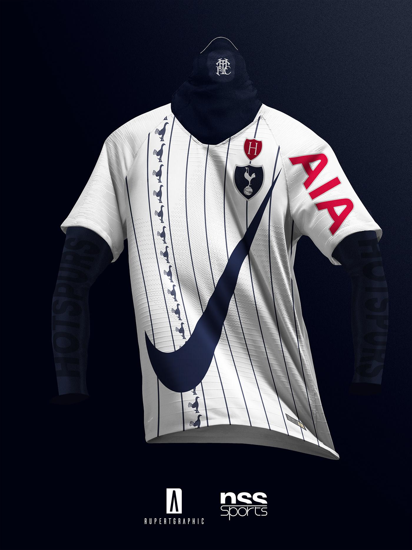 Tottenham Kit Concept 2031 32 X Nss On Behance