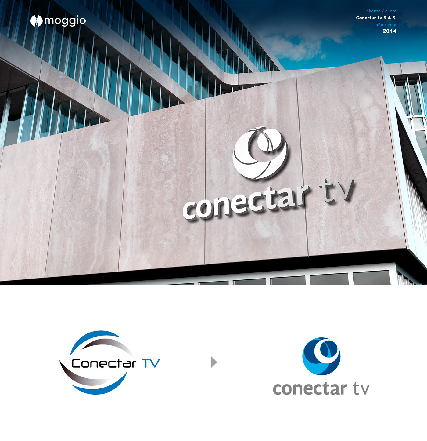 branding  logo graphic design  rebranding Brand Design typography   art direction  Diseño de Marcas television Logotype
