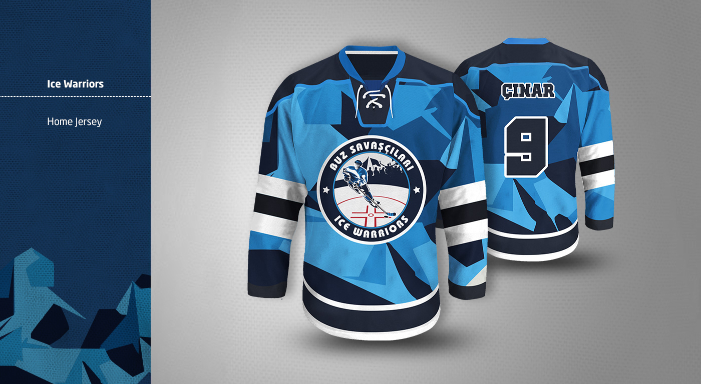 ice hockey jersey sports identity logo branding  hockey hockey uniform Hockey Helmet