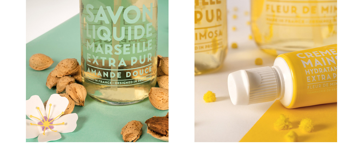 art direction  marseille graphisme Cosmetic soap Perfumes local set design  maker papercraft