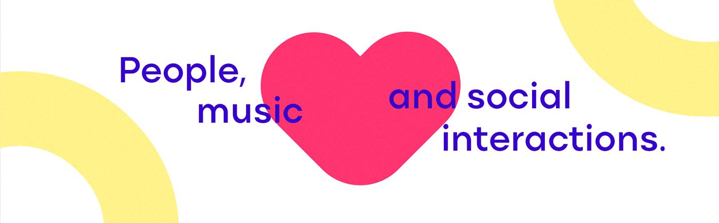 branding  desing social people identity ILLUSTRATION  DANCE   video