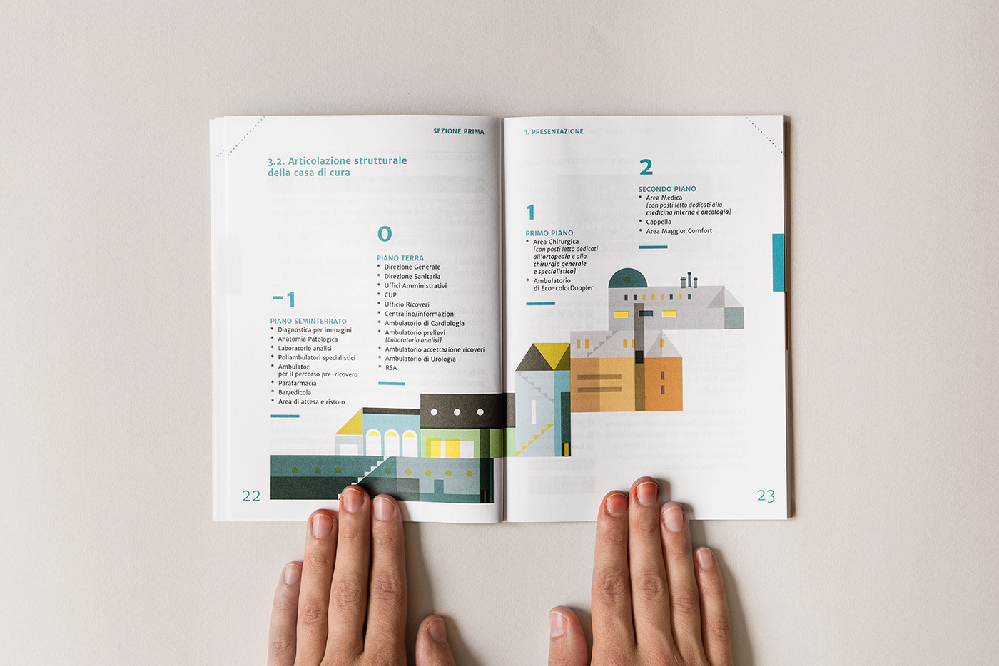 Piano Bar Per Casa re-imagine a document | publication on behance