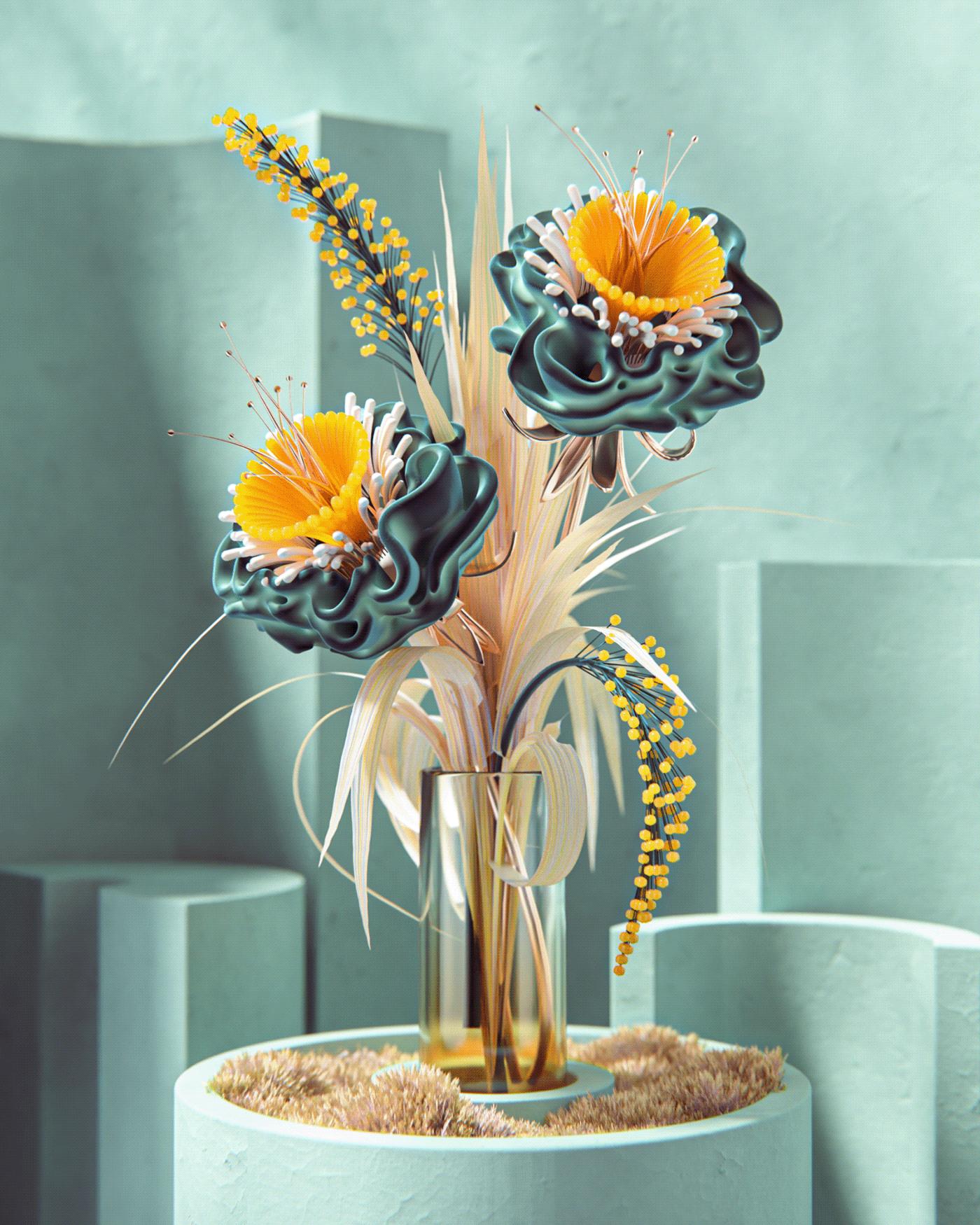 3D art design inspiration instagram photo photorealistic Realism Still