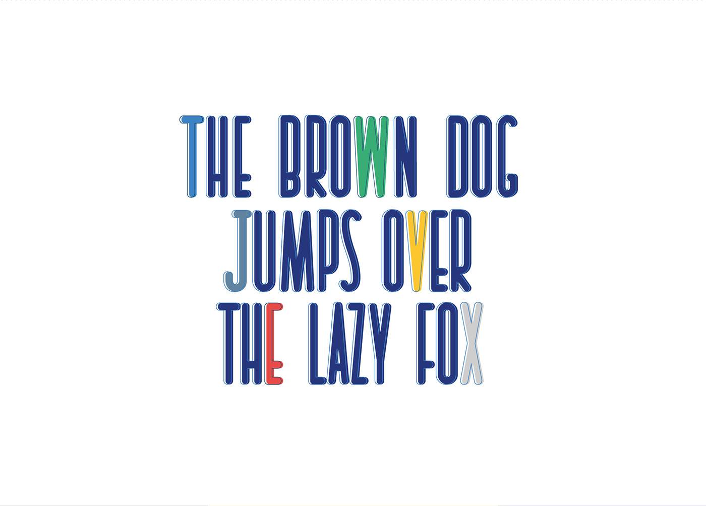 font typography   graphic design  Typeface sans-serif modern Bodrum type download childish