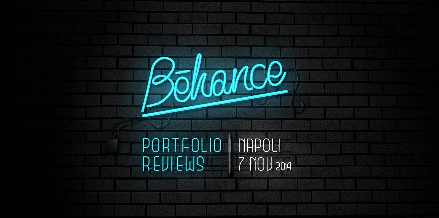GEKO thegurulab portfolio reviews Behance review communication november autumn 3D cinema 4d neon light flicker Flickering wall