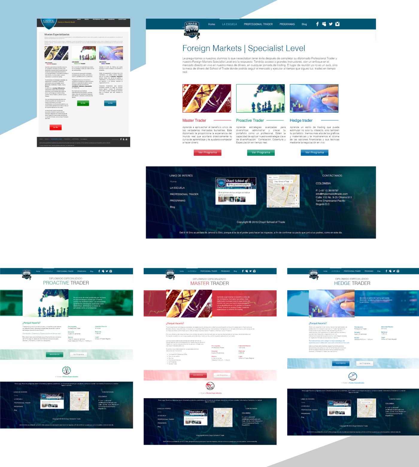 rediseño web actualizacion de marca edgar gutierrez g3k g3kdigital colombia