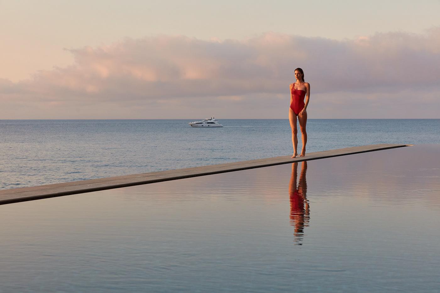 bikini campaign cassis Monaco SS21 swimsuit swimwear