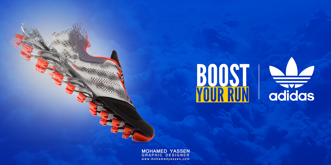 Adidas Ads On Behance