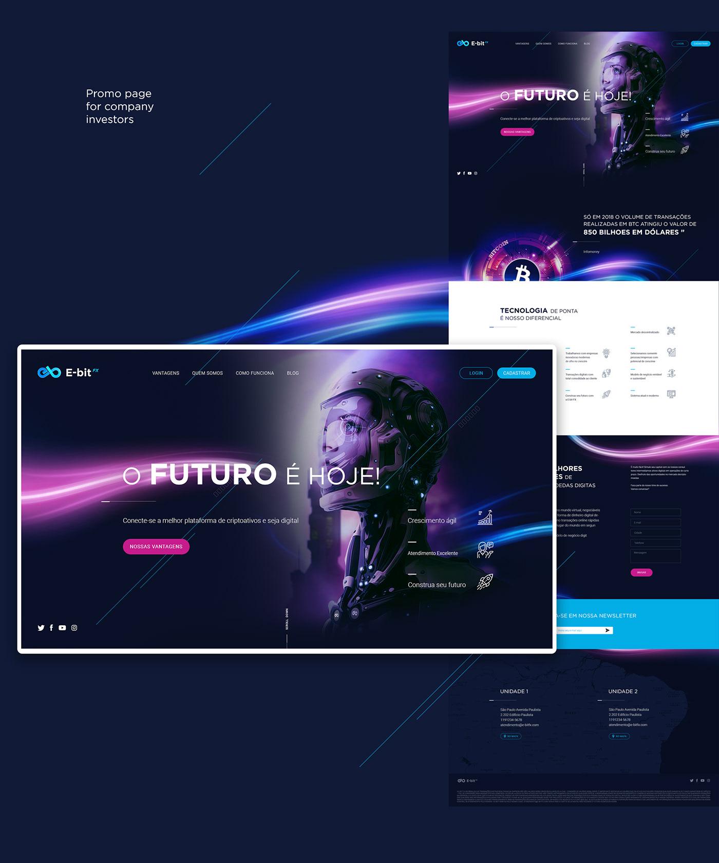 logo brand dashboard Interface branding  ux UI coin crypto money