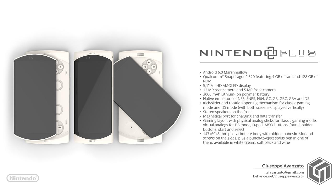 Nintendo Plus