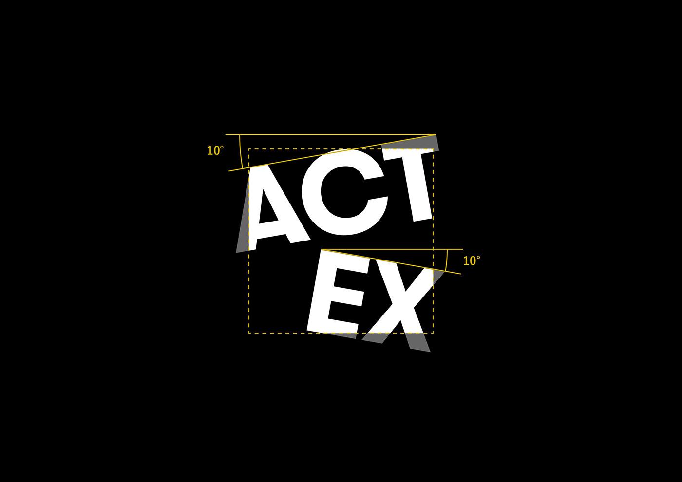 logo University Typeface design process Logotype branding  simple minimal bold social